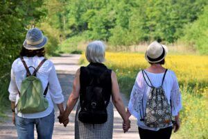 three stages of menopause